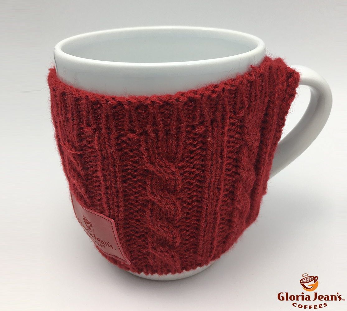 Cana Ceramica Gloria Jeans Coffees Romania - Bordo