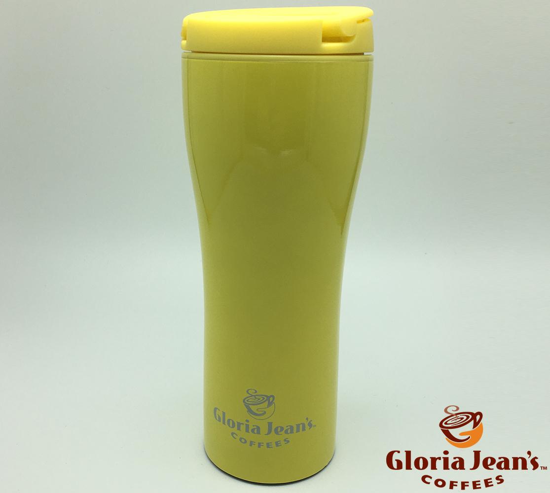 Termosuri Gloria Jeans Coffees Romania - Thermal SS Travel galben