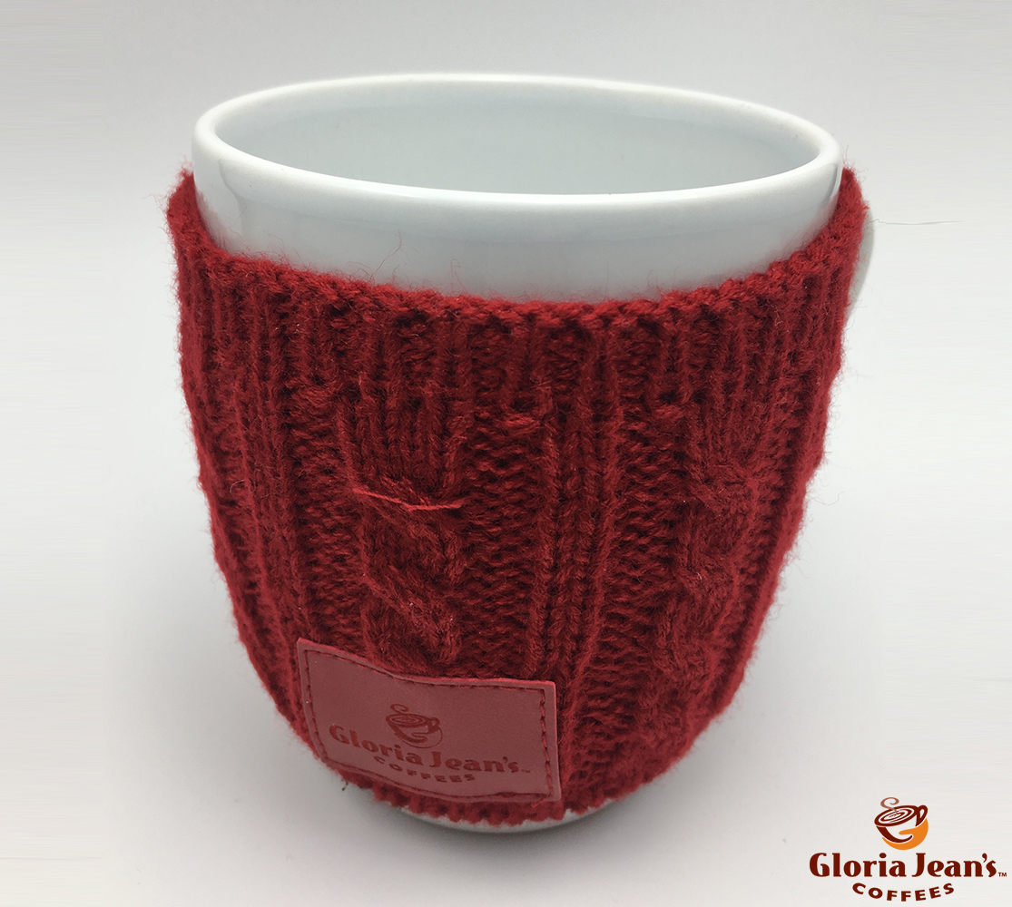 Cana Ceramica Gloria Jeans Coffees Romania - Bordo