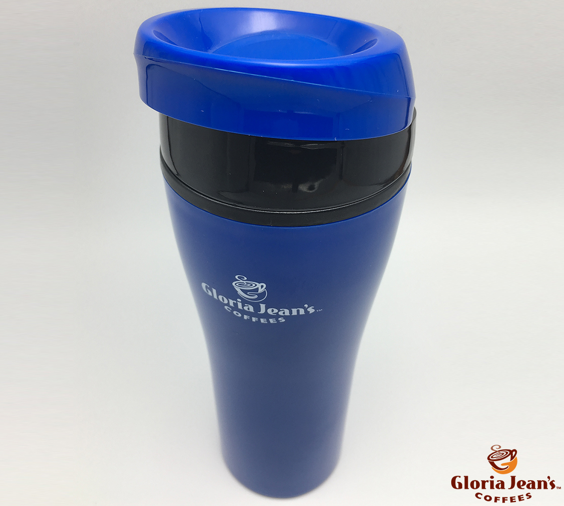 Termosuri Gloria Jeans Coffees Romania - Thermal Slide albastru